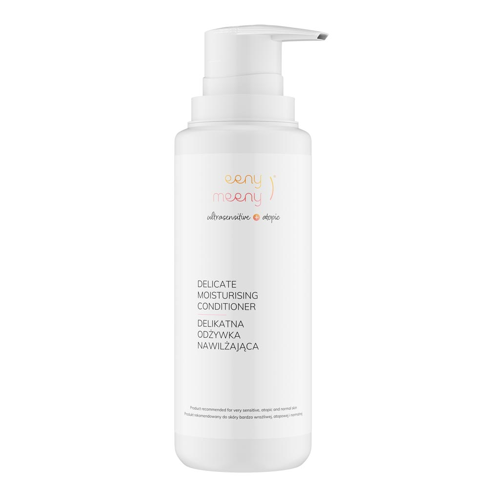 Delicate moisturising conditioner